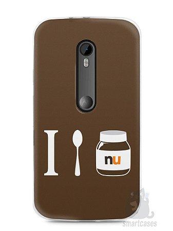 Capa Moto G3 Nutella #4