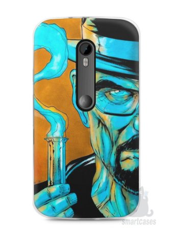 Capa Moto G3 Breaking Bad #1