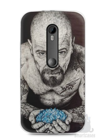 Capa Moto G3 Breaking Bad #4