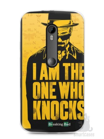 Capa Moto G3 Breaking Bad #8