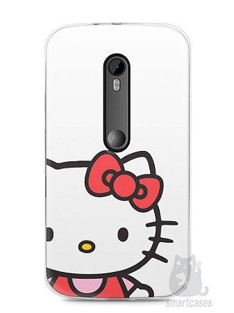 Capa Moto G3 Hello Kitty #2