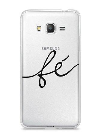 Capa Samsung Gran Prime Fé
