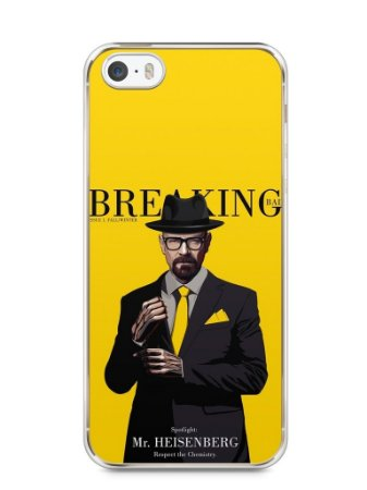 Capa Iphone 5/S Breaking Bad #2