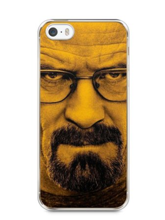 Capa Iphone 5/S Breaking Bad #3