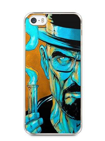 Capa Iphone 5/S Breaking Bad #1