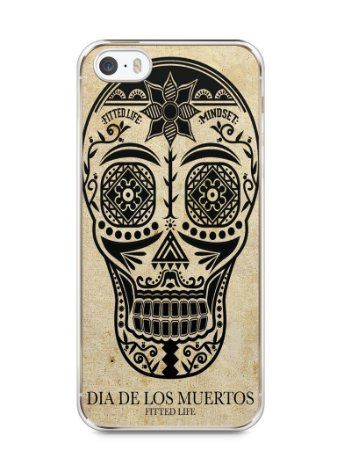 Capa Iphone 5/S Dia dos Mortos #2