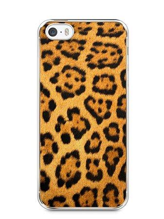 Capa Iphone 5/S Estampa Onça #1