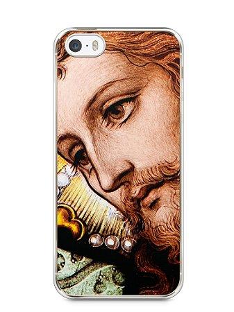 Capa Iphone 5/S Jesus #2