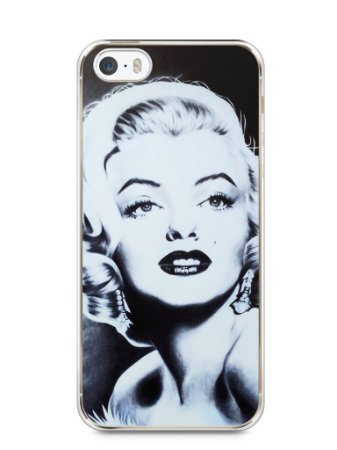 Capa Iphone 5/S Marilyn Monroe #4