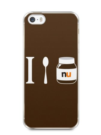 Capa Iphone 5/S Nutella #4