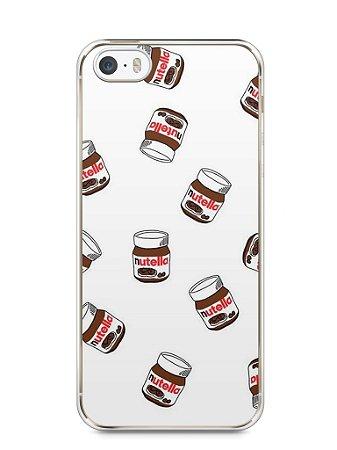 Capa Iphone 5/S Nutella #5