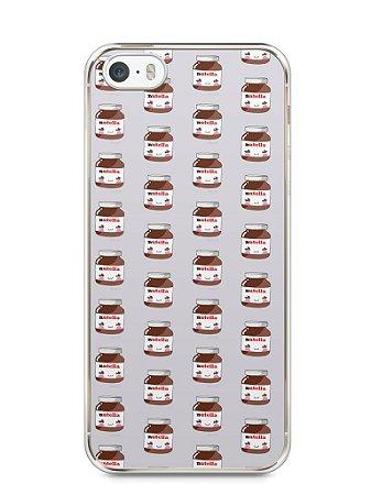 Capa Iphone 5/S Nutella #6