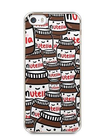 Capa Iphone 5/S Nutella #1