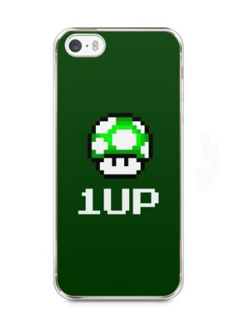 Capa Iphone 5/S Super Mario #3
