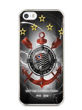 Capa Iphone 5/S Time Corinthians #5