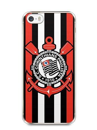 Capa Iphone 5/S Time Corinthians #4