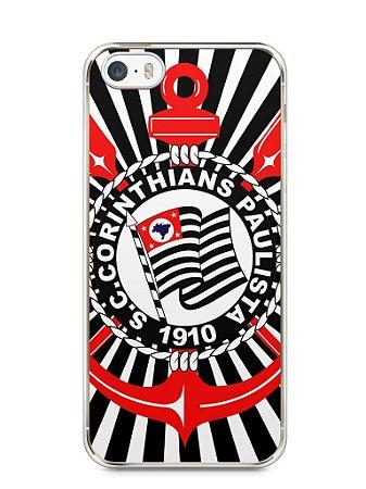 Capa Iphone 5/S Time Corinthians #2