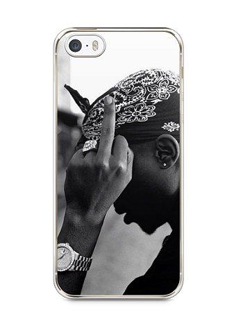 Capa Iphone 5/S Tupac Shakur #2
