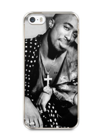 Capa Iphone 5/S Tupac Shakur #3