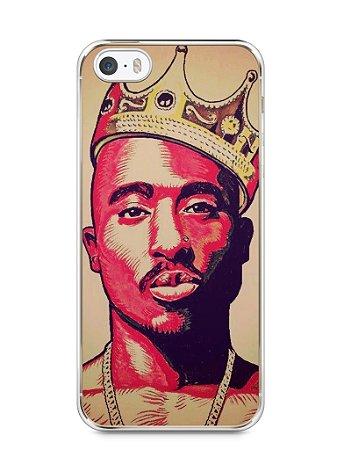 Capa Iphone 5/S Tupac Shakur #1