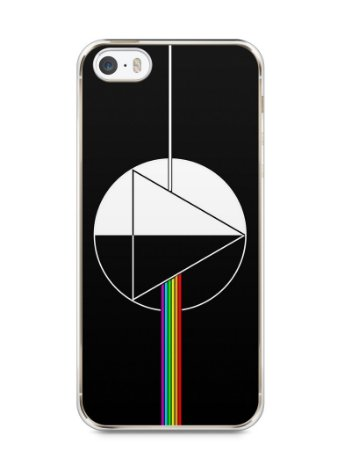 Capa Iphone 5/S Pink Floyd #4