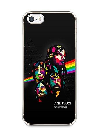 Capa Iphone 5/S Pink Floyd #2