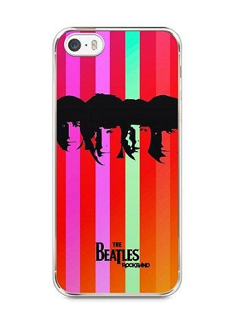 Capa Iphone 5/S The Beatles #4