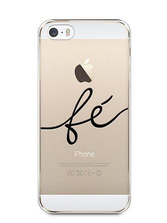 Capa Iphone 5/S Fé