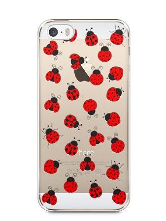 Capa Iphone 5/S Joaninhas #1