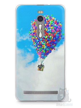 Capa Zenfone 2 Balões