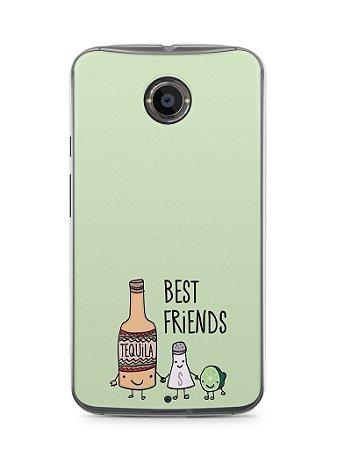 Capa Moto X2 Tequila, Sal e Limão