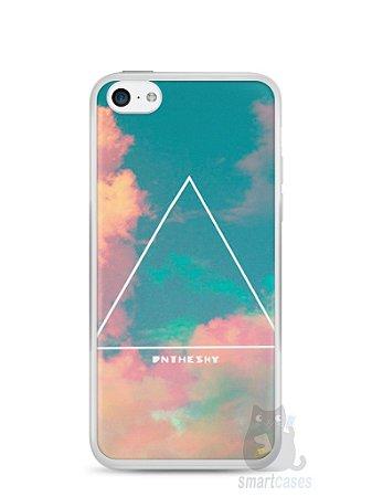 Capa Iphone 5C Triângulo no Céu