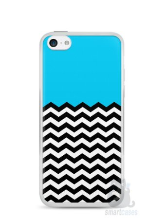 Capa Iphone 5C Ondas #1