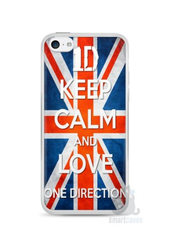 Capa Iphone 5C One Direction #3
