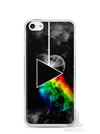 Capa Iphone 5C Pink Floyd #3