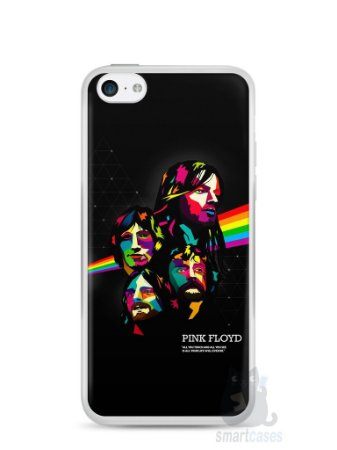 Capa Iphone 5C Pink Floyd #2