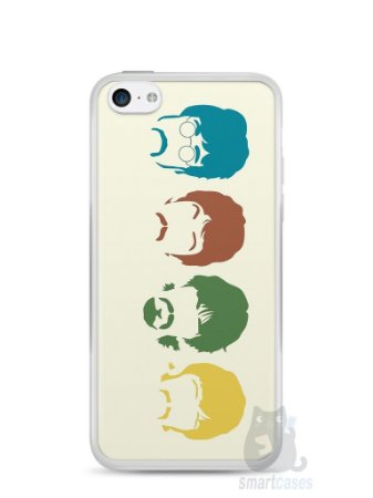 Capa Iphone 5C The Beatles #1