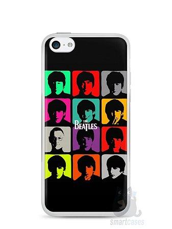Capa Iphone 5C The Beatles #3
