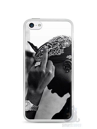 Capa Iphone 5C Tupac Shakur #2