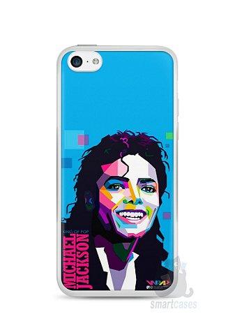 Capa Iphone 5C Michael Jackson #2