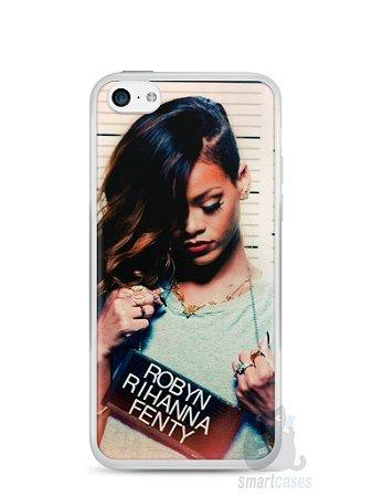 Capa Iphone 5C Rihanna #2
