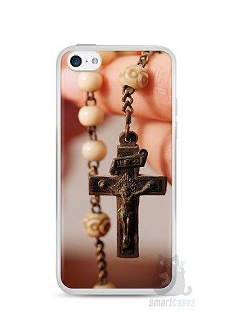 Capa Iphone 5C Jesus #1
