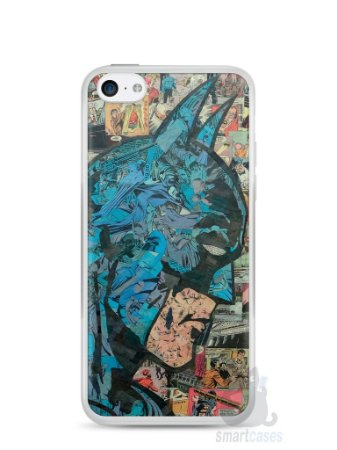 Capa Iphone 5C Batman Comic Books #2