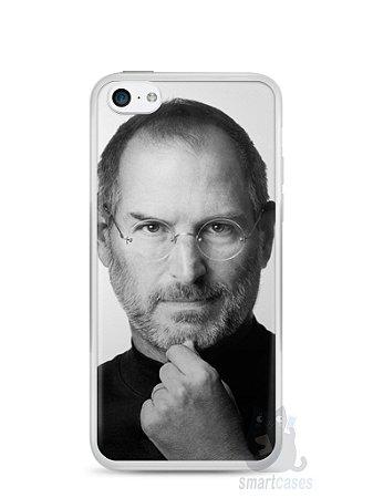 Capa Iphone 5C Steve Jobs