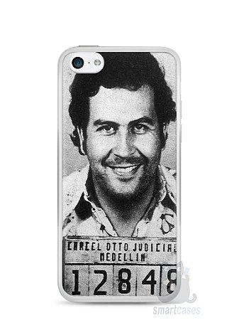 Capa Iphone 5C Pablo Escobar