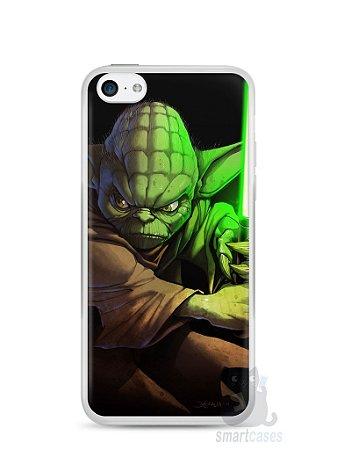 Capa Iphone 5C Yoda Star Wars