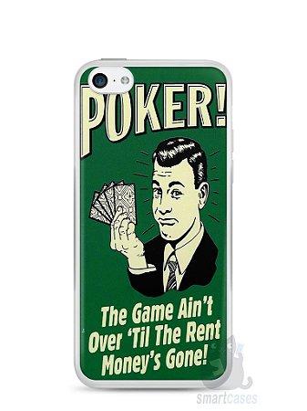 Capa Iphone 5C Poker #2