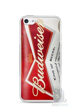 Capa Iphone 5C Cerveja Budweiser