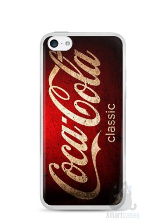 Capa Iphone 5C Coca-Cola Classic