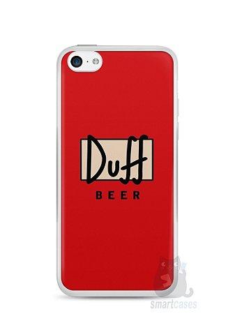 Capa Iphone 5C Cerveja Duff